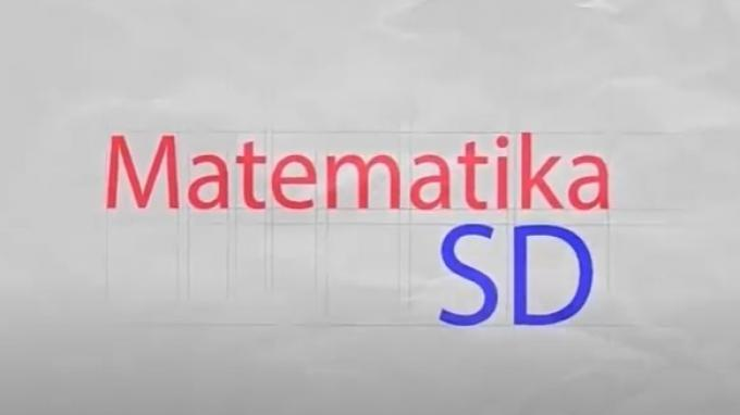Matematika SD.