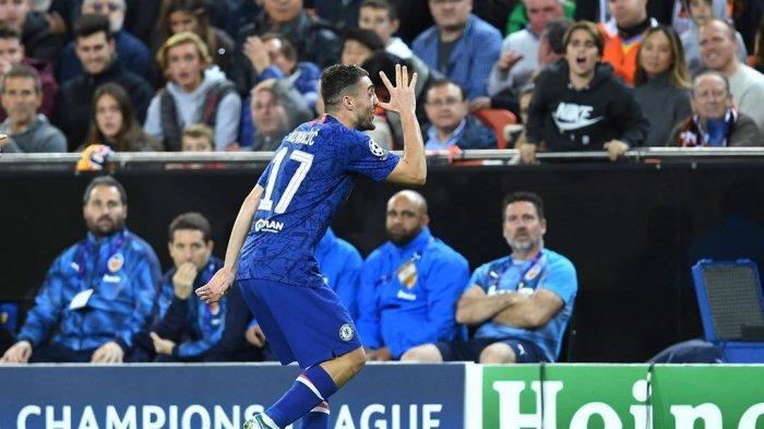Ambisi Mateo Kovacic Bawa Chelsea Raih Gelar Piala FA, Ingin Tambah Perolehan Trofi