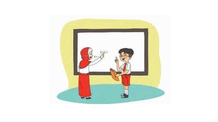 Materi Tematik Kelas 1 SD Tema 3 Subtema 1 Pembelajaran 6 Hal 38