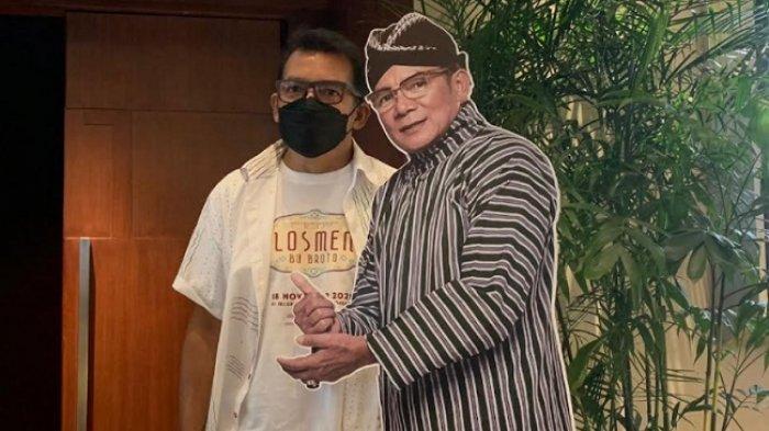 Film Losmen Bu Broto Segera Tayang, Mathias Muchus: Saya Seperti Lahir Kembali