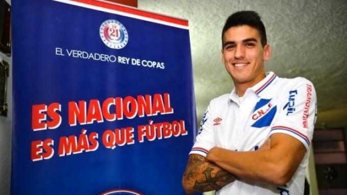 Rumor Transfer, Matias Valvino Dikabarkan Gabung Arema FC, Juara di Liga Uruguay