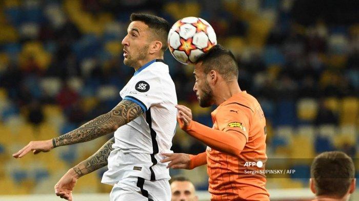 Skor Babak Pertama Shakhtar vs Inter Milan: Diwarnai Cedera Horor Traore, Kedudukan Imbang 0-0