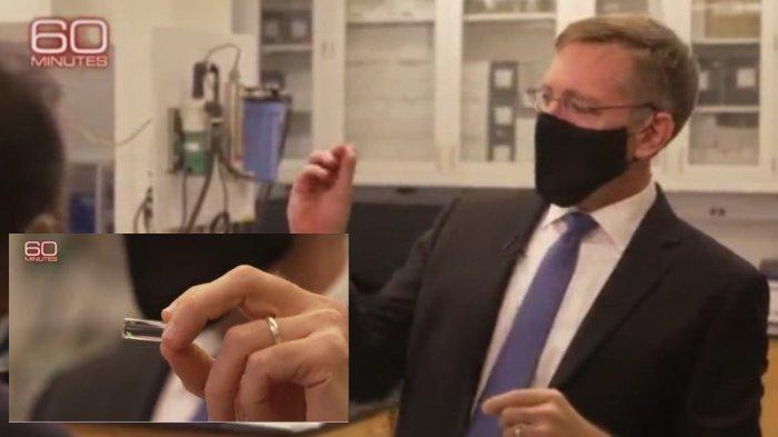 Ilmuwan Pentagon Kembangkan Microchip yang Bisa Deteksi Covid-19, Ditanam di Bawah Kulit