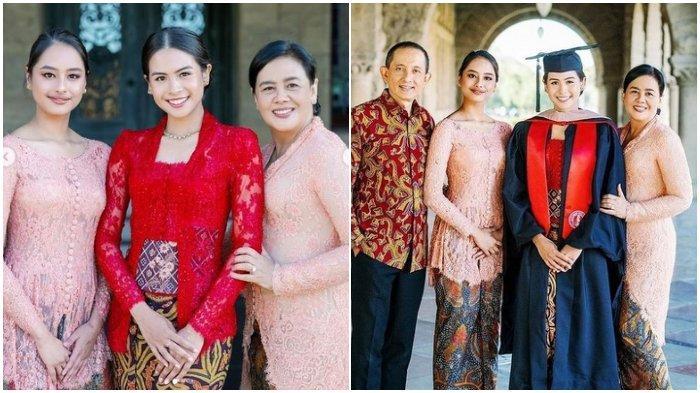Cerita Didiet Maulana soal Kebaya yang Digunakan Maudy Ayunda saat Jalani Prosesi Wisuda S2