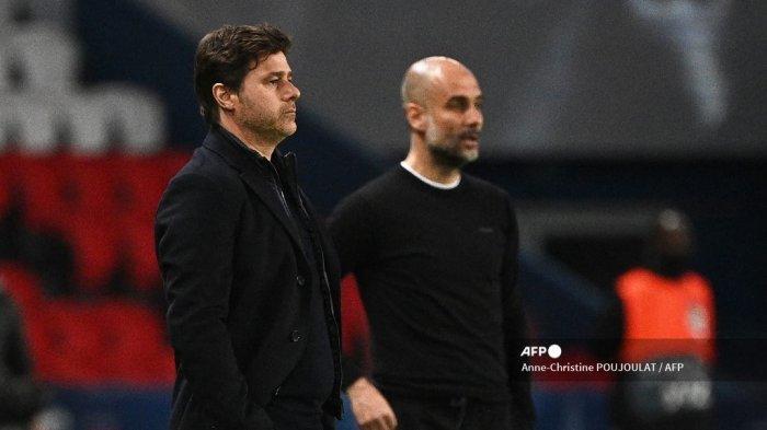 Prediksi Skor PSG vs Manchester City, Duel Klub Sultan Eropa, Arena Pembuktian Pochettino, Live SCTV