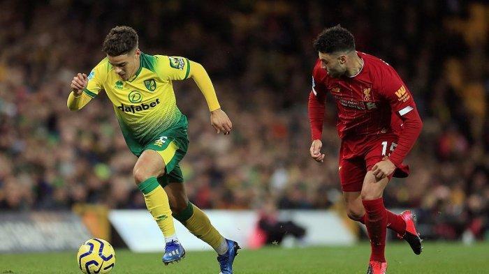 AC Milan Ikuti Jejak Barcelona Bidik Bintang Muda Norwich City