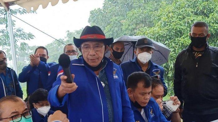 Emosi Disebut Perusak Partai Demokrat, Max Sopacua Tantang Jansen Sitindaon dan Yan Harahap Berdebat