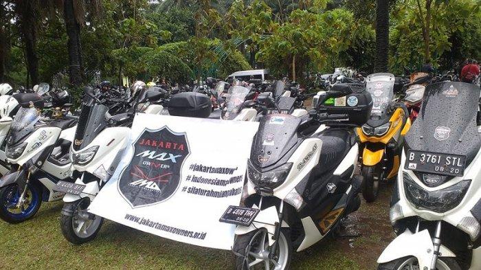 Wow, 3 Klub Baru Yamaha NMAX Lahir Setiap Bulan!