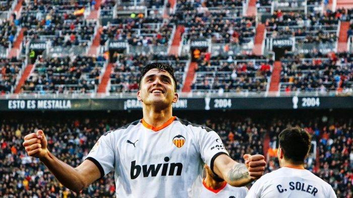 Maxi Gomez, Pahlawan Kemenangan Valencia Atas Barcelona