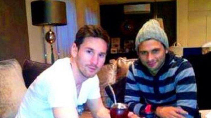 Lionel Messi Suatu Saat Nanti Bakal Gabung ke Newells Old Boys kata Maximiliano Biancucchi