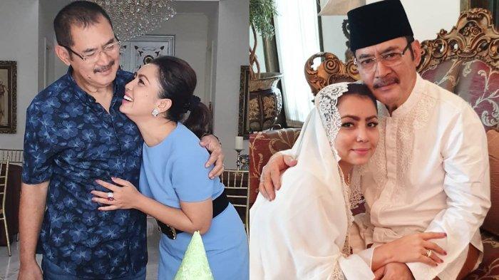 Selasa (7/7/2020), Mayangsari merayakan 20 tahun pernikahannya dengan Bambang Trihatmodjo. Keduanya tampak kompak tersenyum bahagia.