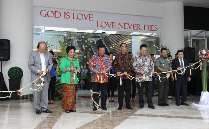 Mayapada Hospital Jakarta Selatan Diresmikan