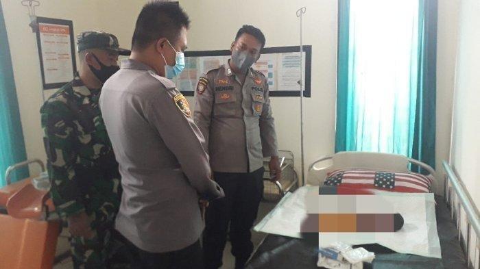 Mayat Bayi Ditemukan Warga Gangga Lombok Utara di Pinggir Sungai