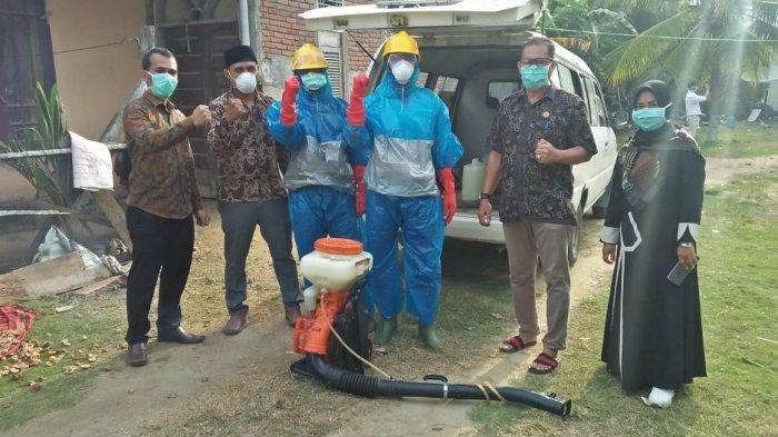 Pasien Dalam Pengawasan Meninggal dan Dimandikan Warga di Aceh, Dinkes Ambil Langkah Ini