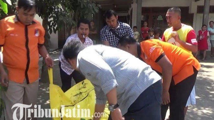 Mayat Pria Surabaya Ditemukan dalam Kondisi Menghitam dan Membengkak