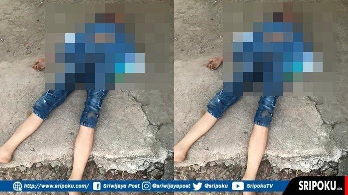 Mayat Wanita Ditemukan di Jalan Soekarno Hatta Palembang, Warga Sempat Lihat Duduk Kondisi Lemah
