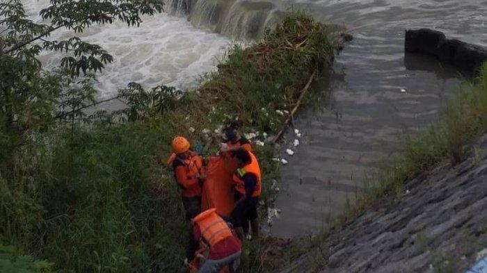 Tim SAR Gabungan Temukan Korban Tenggelam di Sungai Bendo Bantul