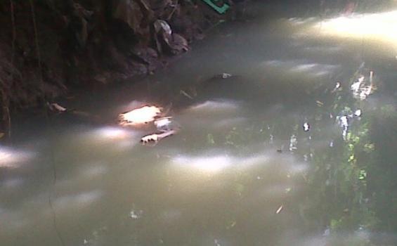 Mayat yang Ditemukan di Sungai Saka Selabung Teridentifikasi Sebagai Pemancing