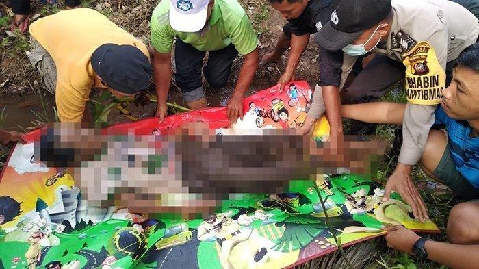 Geger Penemuan Mayat Warga Desa Wajok Hilir Mempawah