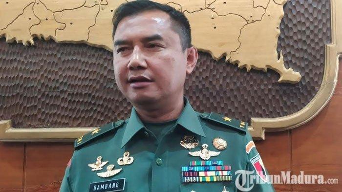 Profil Mayjen TNI Bambang Ismawan, Pangdam XVI/Pattimura yang Baru, Mantan Kasdam V/Brawijaya