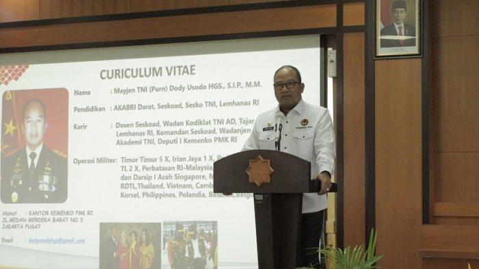 Mayjen TNI (Purn) Dody Usodo Hargo