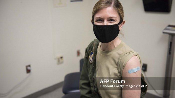 Pejabat Pentagon: Sepertiga Pasukan Militer Tolak Vaksin Virus Corona