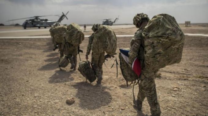 Tentara Amerika di Afghanistan