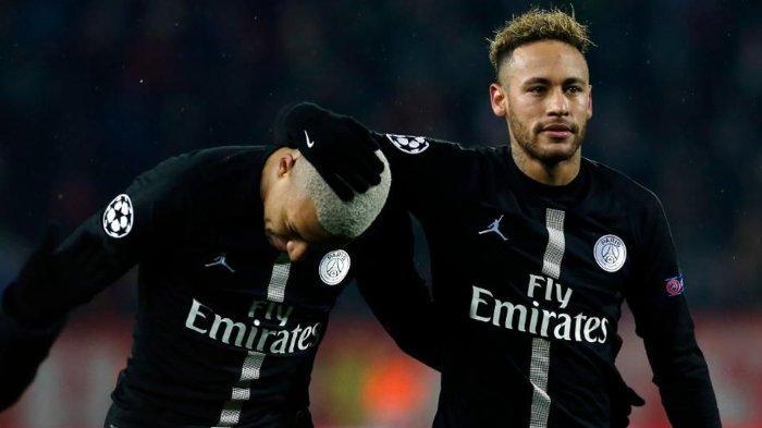 Pemain PSG, Kylian Mbappe dan Neymar berada dalam kondisi siap untuk menghadapi Real Madrid lanjutan fase grup Liga Champions di Santiago Bernabeu.