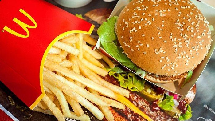 Promo McD PSBB, Beli PaMer 5 Gratis 2 Chicken Burger, Berlaku hingga 30 November 2020