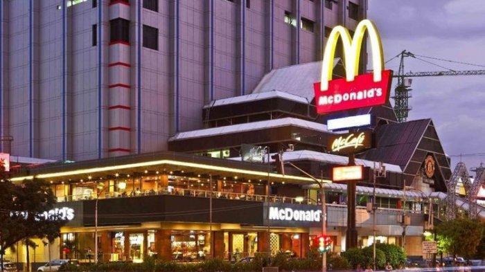McDonalds Sarinah Thamrin, Jakarta Pusat.