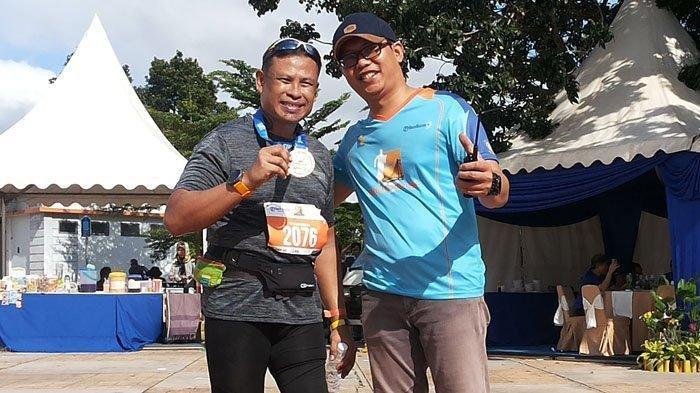Shariff Abdullah Senang Bisa Ikut Barelang Marathon 2018: Saya Akan Ajak Warga Singapura Ikut 2019