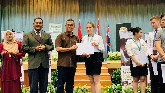MDIS Meraih Empat Medali Emas dalam Kejuaraan International College Students' Barista 2019