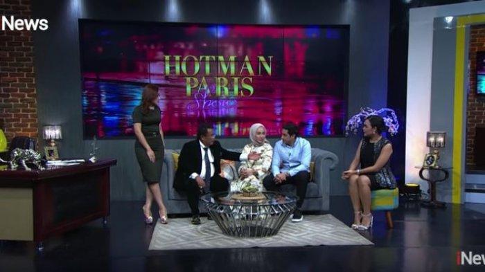 Medina Zein dan Hotman paris
