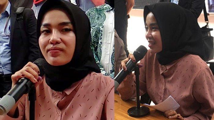 Rilis kasus Medina Zein Jumat (3/1/2020)