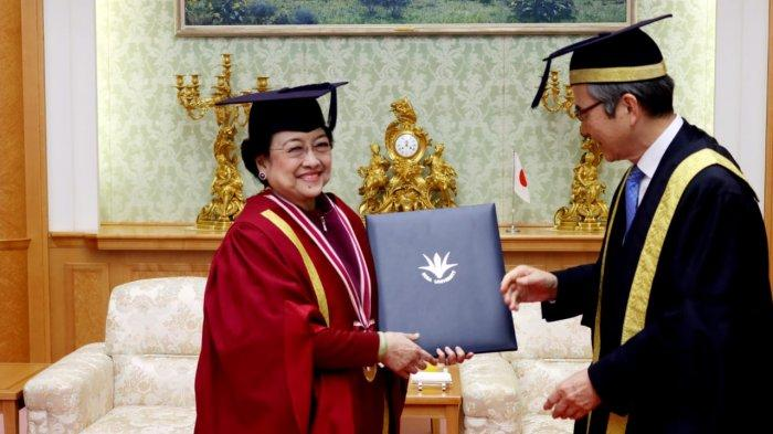 Puji Karya Ilmiah Megawati, Prof. Hafid Abbas: Semoga Nilai Universal Pancasila Hidup di Masyarakat