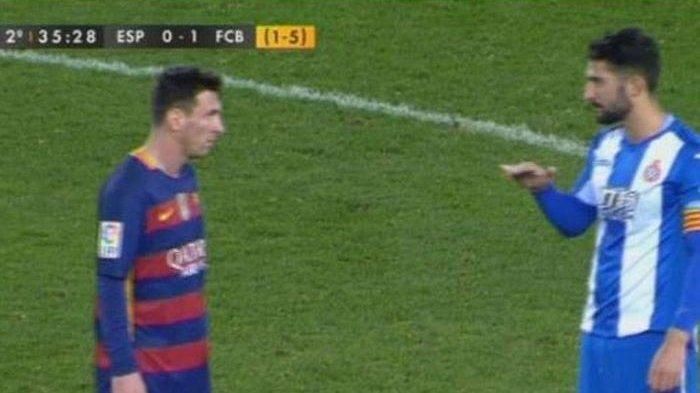 Balasan Lionel Messi Buat Pemain yang Meledeknya 'Pendek'