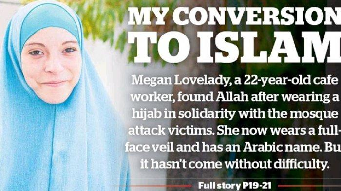 Aksi Solidaritas Pasca Serangan di Masjid Christchurch Mengantar Lovelady Jadi Mualaf (Bagian I)