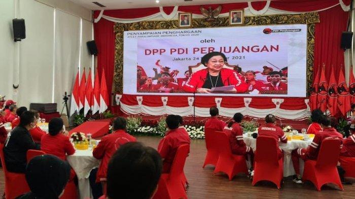 Dukung Kaum Disabilitas Berprestasi, Megawati: Kalian Harus Percaya Diri