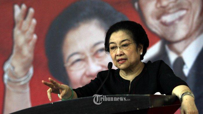 Megawati: KPK Bubar Jika Korupsi Tidak Ada
