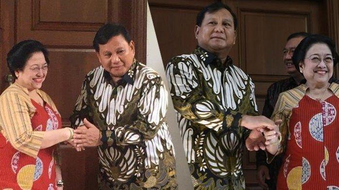 Survei ARSC Elektabilitas Ketum Parpol sebagai Capres, Prabowo Teratas Diikuti Megawati dan AHY