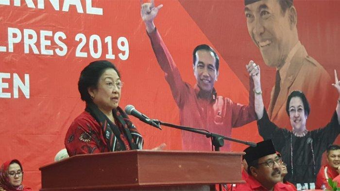 Megawati Beserta Keluarga Akan Mencoblos di TPS Kebagusan