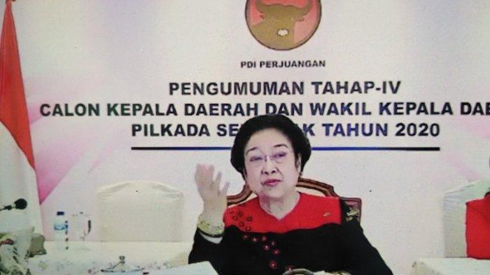 DAFTAR LENGKAP Calon Kepala Daerah yang Diusung PDIP di Pilkada Serentak 2020, Siapa Saja?