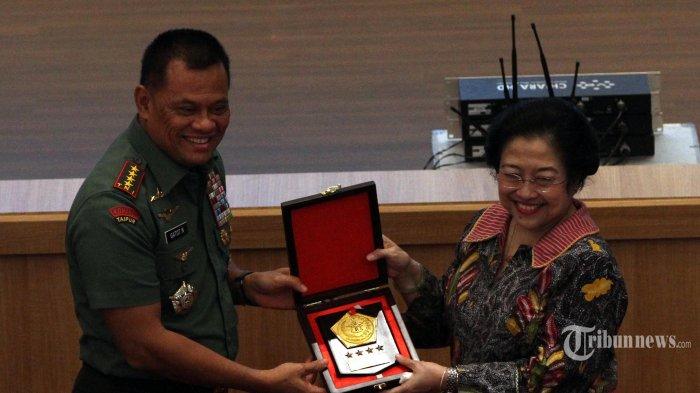 Pengamat: Terlalu Dini Wacanakan Gatot Nurmantyo Jadi Cawapres Jokowi