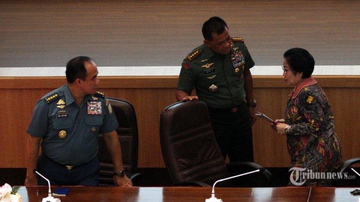 'Meminang' Jenderal Gatot