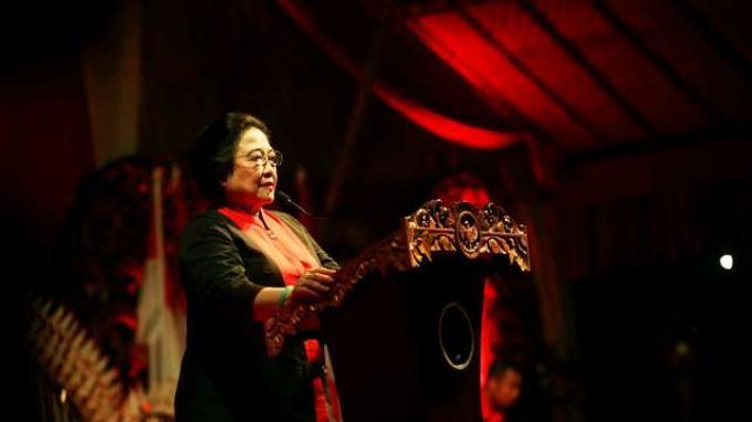Megawati: Saya Ini Seperti Presiden, Anak Buah Banyak, Kalau Saya Minta Bergerak, Bergeraklah Semua