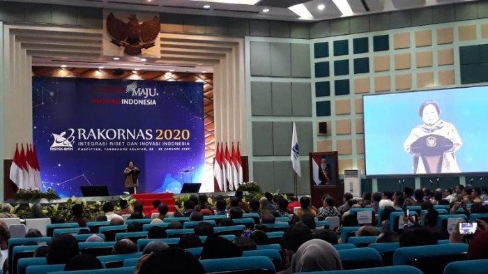 Cerita Megawati Ikut Bongkar Pasang Draft RUU Tentang Sistem Nasional Iptek