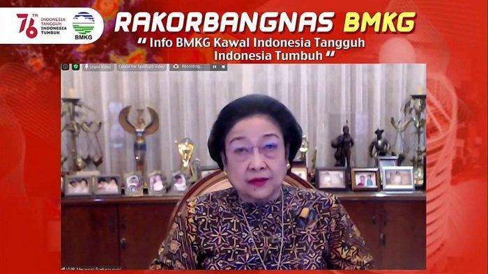 Pengalaman Megawati 10 Hari Menginap di Kapal Perang Saat Tangani Bencana Alam