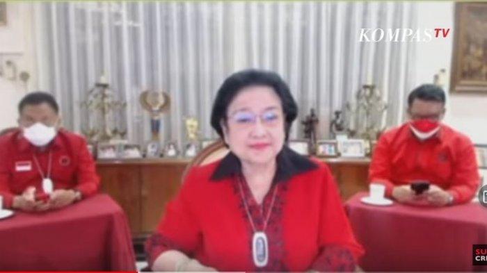 Megawati Tahan Tangis Tanggapi Kabar Hoaks Dirinya, hingga Eks Menteri Minta Jangan Ditutup-tutupi