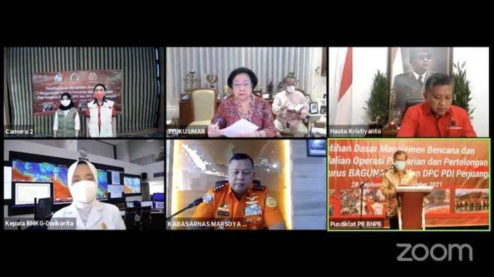 Rawan Meluap Akibat Pemanasan Global, Megawati Ingatkan Kepala Daerah dari PDIP Perhatikan Sungai