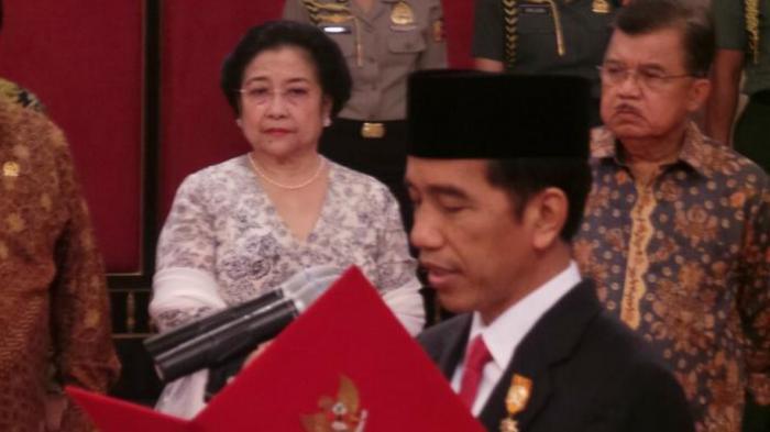 Kisah Jokowi Melawan Megawati Saat Menolak Pencalonan Budi Gunawan